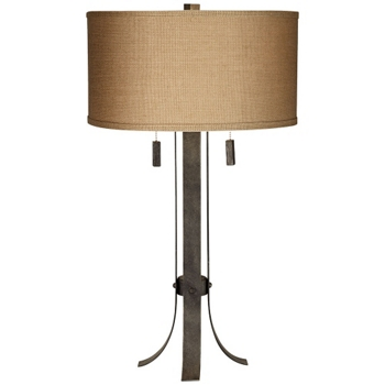 Double Pull Chain Table Lamp 92054 And More Lifetime Guarantee