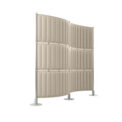 "Six Panel Acoustic Divider - 72""H"