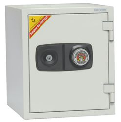 .87 Cubic Ft Capacity Fire Resistant Double Lock Safe