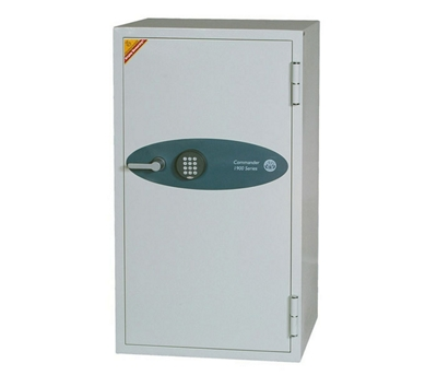 Fireproof Safe with Digital Lock - 13.37 Cubic Ft Capacity