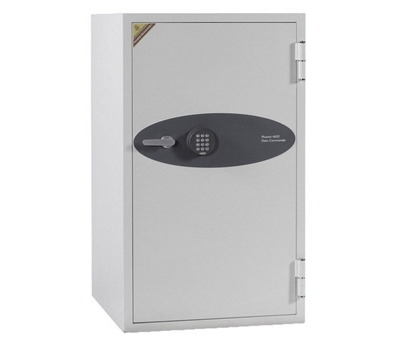 Fireproof Data Safe - 4.6 Cubic Ft Capacity