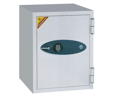 Fireproof Safe with Digital Lock - 1.75 Cubic Ft Capacity