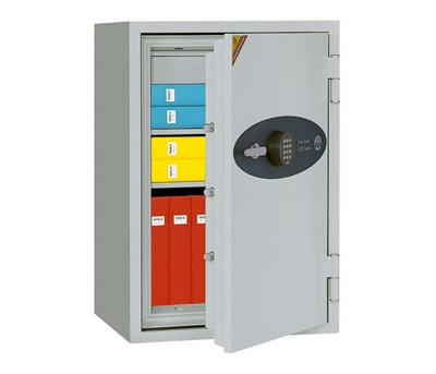 Fireproof Safe with Digital Lock - 4.56 Cubic Ft Capacity
