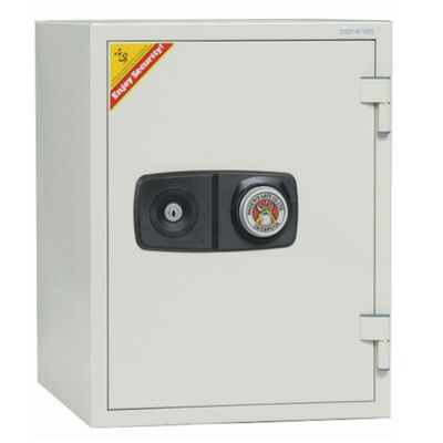 1.3 Cubic Ft Capacity Fireproof Double Lock Safe
