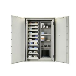 15.75 Cubic Ft Capacity Fire Resistant Data Safe