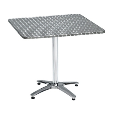 "Outdoor Square Table - 32""W x 32""D"