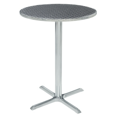 """Outdoor Round Bar Height Table - 32"""" Diameter"""