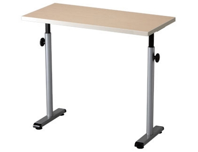 "Adjustable Height Therapy Table - 33""W x 16""D"
