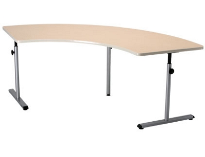 "Therashape Adjustable Height Table - 85""W x 37""D"