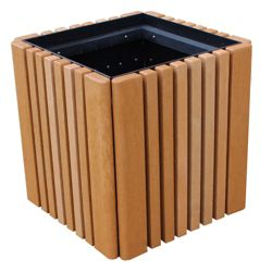 "Cube Planter Box 22"""