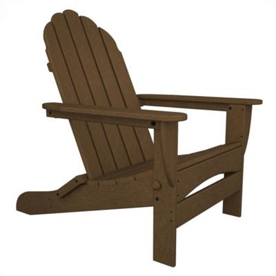 Classic Adirondack Oversized Chair