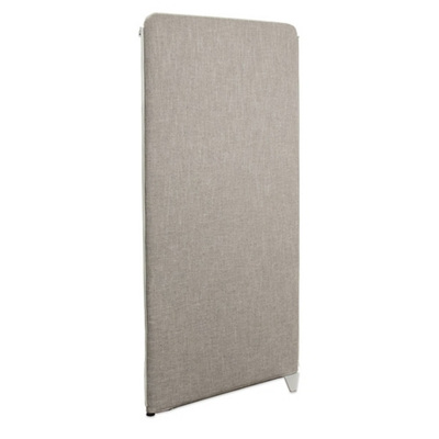 "Division 30""W x 60""H Fabric Tackable Panel"