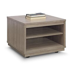 Encounter Open Storage End Table