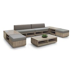 Encounter Nine Piece Modular Lounge Set