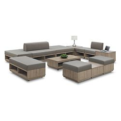 Encounter 14 Piece Modular Lounge Set