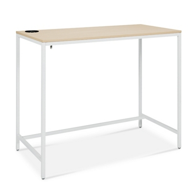 "Brite Standing Height Desk - 48""W x 24""D x 40""H"