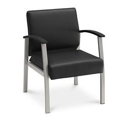 Compass Guest Chair with Arms