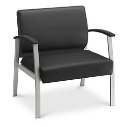 Compass Oversized Guest Chair with Arms