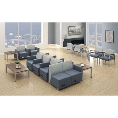 Ten Piece Lounge Seating Group
