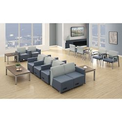Ten Piece Lounge Seating Group