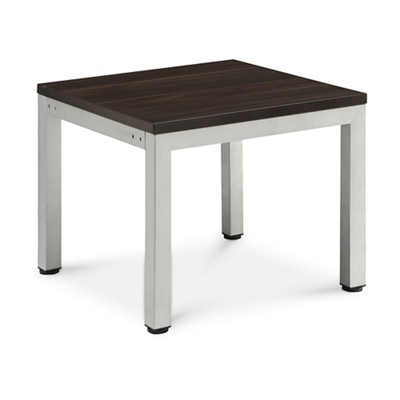 "Compass Square End Table - 24""W x 24""D"