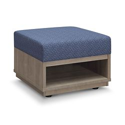 Encounter Single Seat Storage Bench