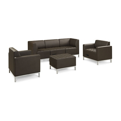 Traffic Six Piece Lounge Set