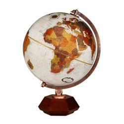 Frank Lloyd Wright Metallic Globe
