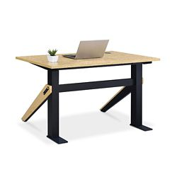 "Bend Writing Desk - 48""W x 27""D"
