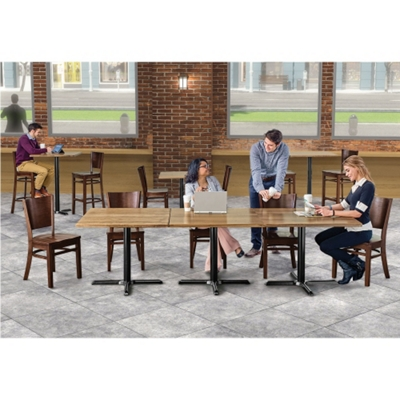 Rustico Large Breakroom Set