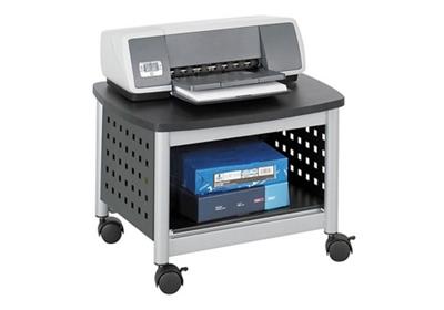 Mobile Under Desk Printer Stand