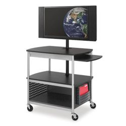 Mobile Multimedia Cart
