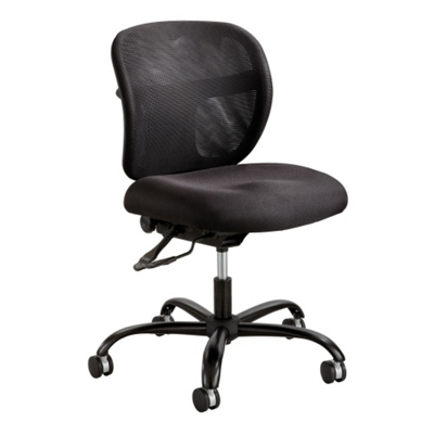 24/7 Big and Tall Mesh Back Task Chair