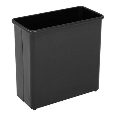 Rectangle Trash Bin - 27-1/2 Quart Capacity