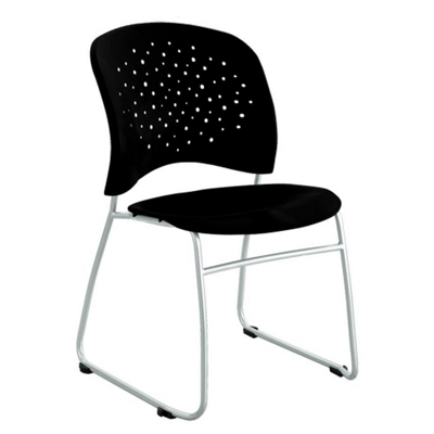 Plastic Sled Base Guest Chair