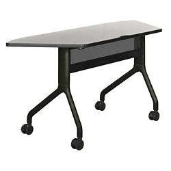 "Rumba Trapezoidal Nesting Table - 60"" x 24"""