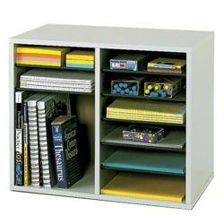 Adjustable Literature Organizer