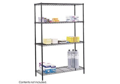 """48"""" x 18"""" Commercial Wire Shelving Unit"""