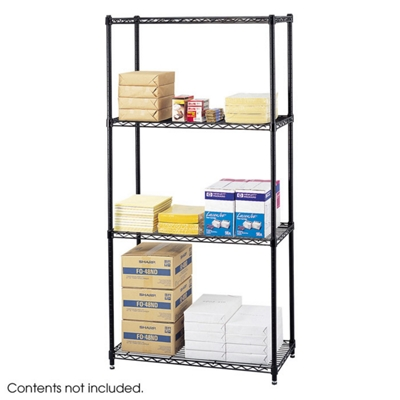 "36"" x 18"" Commercial Wire Shelving Unit"