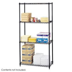 """36"""" x 18"""" Commercial Wire Shelving Unit"""