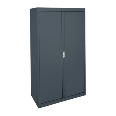 "Lockable Two Doored Storage Cabinet - 30""W x 18""D"