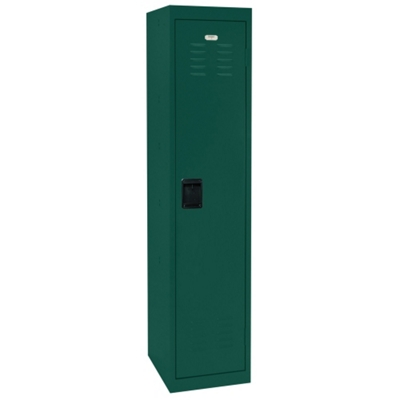 """Single Tier Steel Locker - 15""""W"""