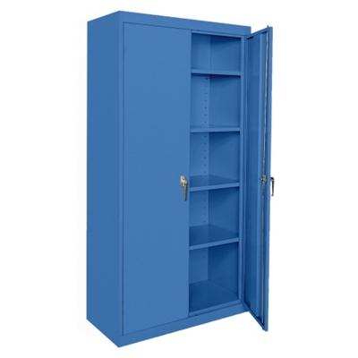 """5 Shelf Steel Storage Cabinet - 36""""W x 72""""H"""