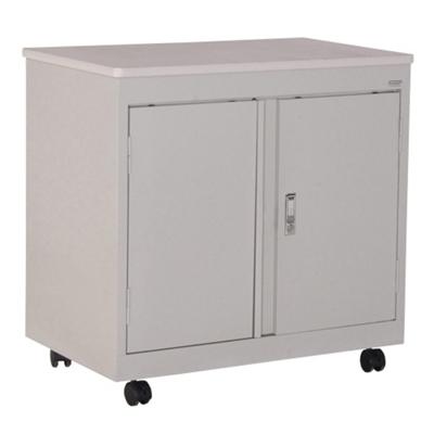 """Desk Height Steel Storage Cabinet - 30""""W x 26""""H"""
