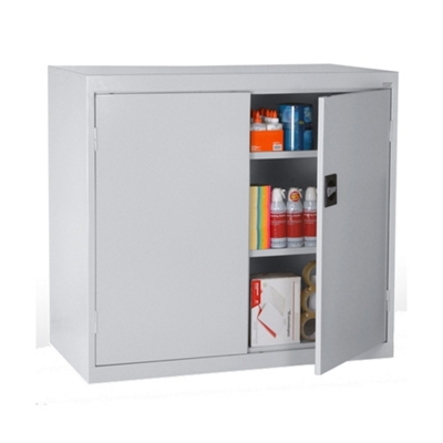 """Counter Height Storage Cabinet - 18""""D"""