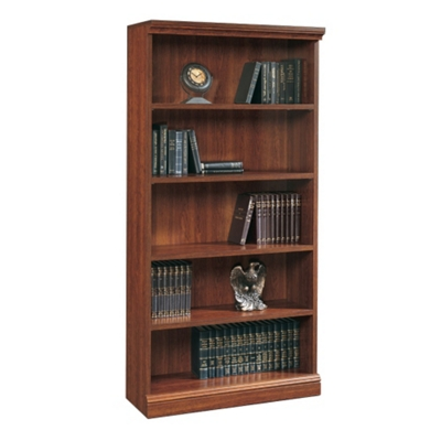 "Five Shelf Bookcase - 36""W"