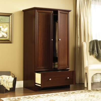 Double Door Wardrobe Cabinet