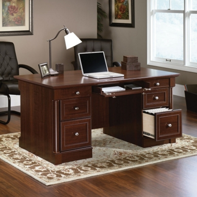 Executive Office Desk By Sauder Office Furniture Nbf Com