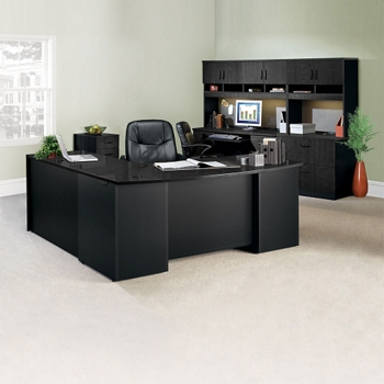 Home Office Furniture Sets | Complete Executive Desk Set at NBF.com