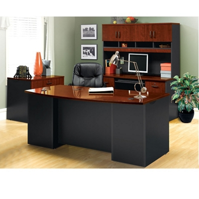 on sale 895a4 e02e8 Complete Executive Office Set by Sauder Office Furniture ...